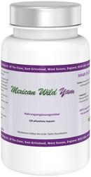 Traditionell wird Mexican Wild Yam verwendet, um die Gesundheit von Frauen in den Wechseljahren zu unterstützen. Kein Extrakt!! Denn auf die ganze Wurzel kommt es an!!