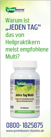 Multivitamin JEDEN TAG