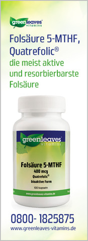 Folsäure 5-MTHF Quatrefolic