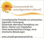 Genossenschaft für umweltgerechtes Leben
